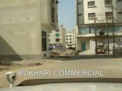 BUKHARI COMMERCIAL,PH 6, DHA DEFENCE, KARACHI, PAKISTAN.  ASIA PROPERTY REAL ESTATE