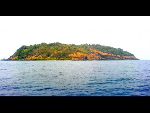 MYSTERY ISLAND IN ARABIAN SEA - NETRANI