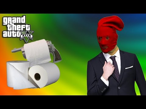 THE CITY IS OURS, COCAINE TOILET PAPER! | GTA V Funny Moments Ft. Vanoss, Delirious, Terroriser