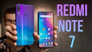 Xiaomi Redmi Note 7 - Noul Rege de buget (review Română)