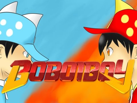 (BoBoiBoy OST Remix) Fire + Water Mix