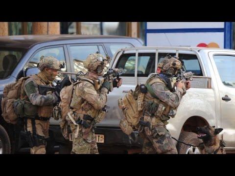 ISLAMIC terrorism Africa Al Qaeda attack Burkina Hotel Breaking News January 16 2016