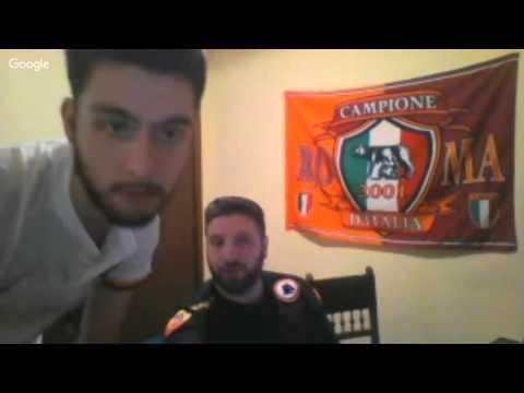 Genoa - Roma PRIMO TEMPO || Cronaca live e post partita con gli ASR - music