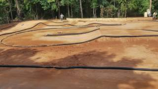 E buggy 3rd qualifier at Loganville RC