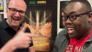 BLACK NERD ON TV?? Discontinued CW TV Show Announcement