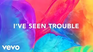 Avicii - Trouble (Lyric Video)