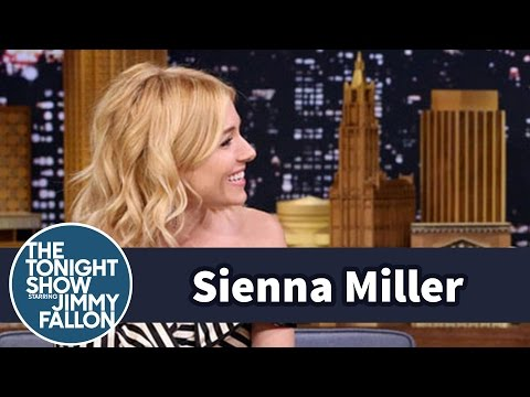 Sienna Miller and Jimmy Realize They're Old and Boring