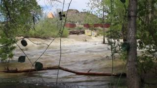 Pergatore River, Open the flood gates and the aftermath of it all, Trinidad, Co.
