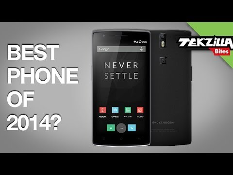 Best Android Phone of 2014? OnePlus One with CyanogenMod 11S Overview