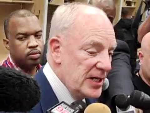 Texans owner Bob McNair after Texans playoff win vs Bengals