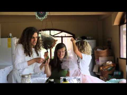 Raw Food Snacks For Children & Angela's Pregnant