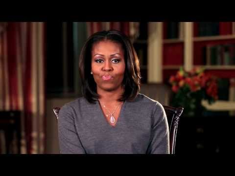 Michelle Obama, First Lady of the United States, on Giant Panda Cub Naming