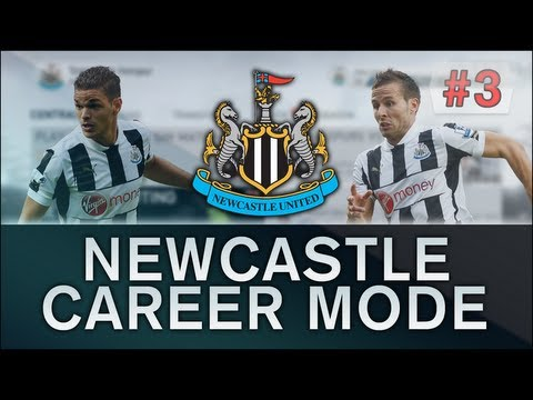 FIFA 14- Newcastle United Career Mode #3 Ben Arfa Take a Bow!