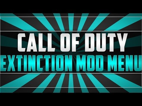 Call of Duty Ghost | TU5 | Extinction Mod Menu