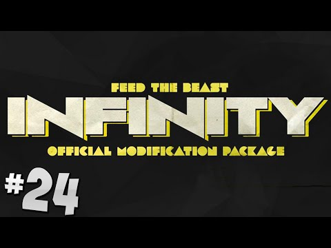 FTB Infinity- Ep.24 - Electric Engines & Quantum Entanglement Device!