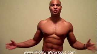 Home Chest Workout WITHOUT WEIGHTS!!! (Big Brandon Carter) How To Build Muscle And Burn Fat Fast