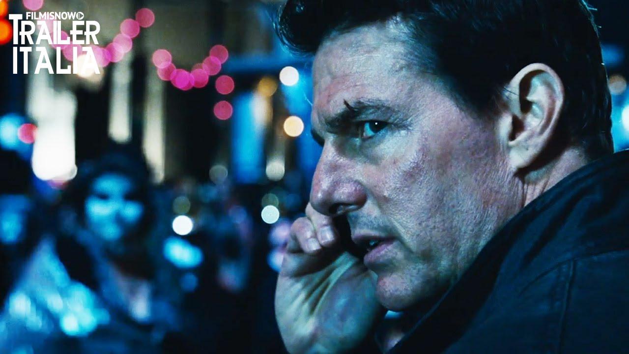 Tom Cruise torna nel ruolo di JACK REACHER - PUNTO DI NON RITORNO