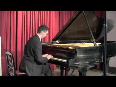 Sonata No. 3 in a minor, Sergei Prokofiev - Kevin Lau