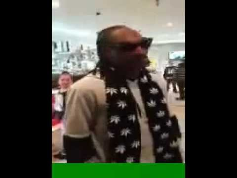 SNOOP AT KUSHMART!!!!