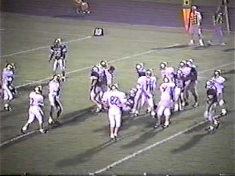 1993 Stratford Eagles (Macon, GA) vs  Brentwood War Eagles (Sandersville, GA) (football)