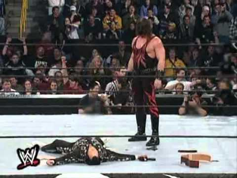 The 11 eliminations of kane at royal rumble 2001