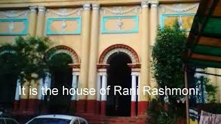 Janbazar rajbari,Rani Rashmoni's father in law house.