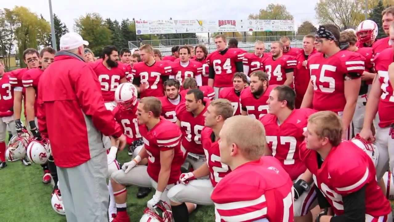 Ripon College Football Team Ripon College Football vs