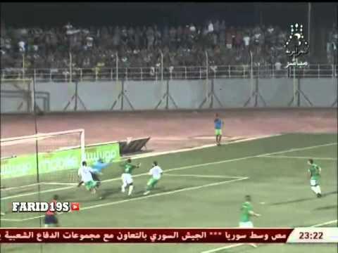 MO Bejaia 2-2 MC Alger