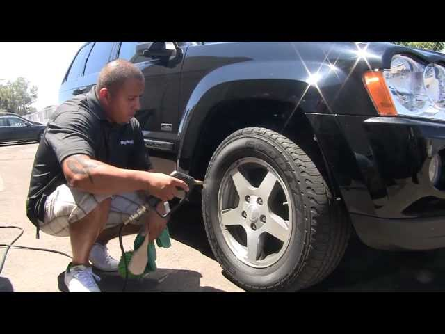 The Low Pressure, Eco Friendly Mobile Car Wash System