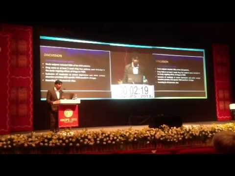 Dr. Roshan Khanande presentation for BPSS Award