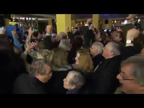 Партия Меркель проиграла выборы в Нижней Саксонии