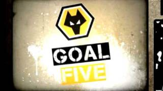 WearWolves Michael Kightly Goal five video