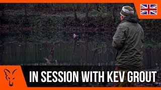 ***CARP FISHING TV*** In Session with Kev Grout