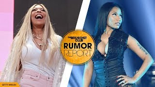 Nicki Minaj Snaps On Wendy Williams After Comments About Her Husband And Family