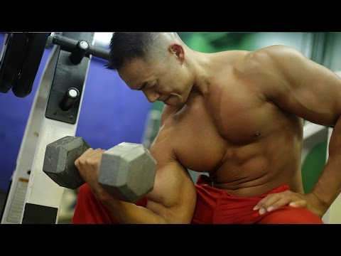 Killer Mass Building Bicep Workout