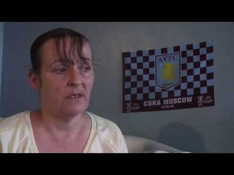 Mother of Aston Villa striker Agbonlahor pleads to her son