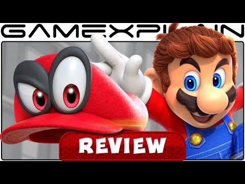 Super Mario Odyssey - REVIEW (Spoiler Free!)