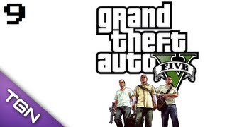 Grand Theft Auto V - PS3 [HD] #9 Franklin  ♣ Let's Play GTA V | GTA 5 ♣