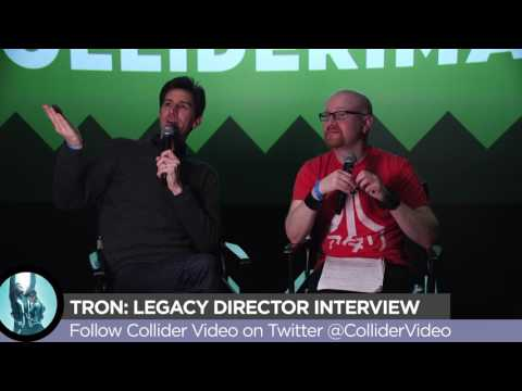 'TRON: Legacy' Director Joseph Kosinski Reveals Behind-the-Scenes Secrets, Talks 'TRON 3'
