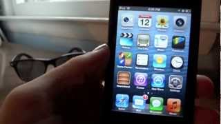 iOS 6 ll 10 New Features (Side By Side Comparisons)