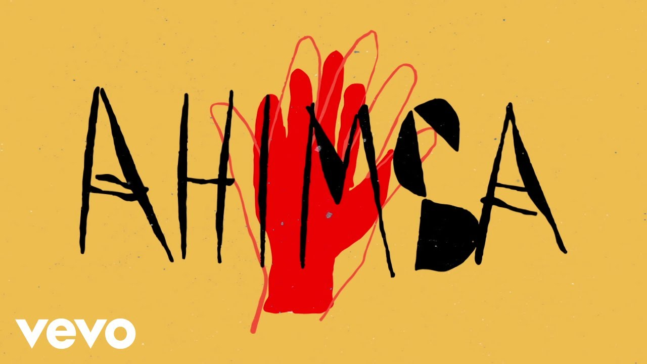 "U2 & A.R. Rahman - ""Ahimsa""のLyric Videoを公開 (Artwork by Bono) 2019年11月22日配信開始 thm Music info Clip"