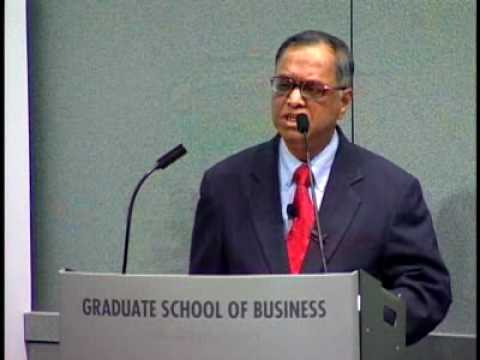 N. R. Narayan Murthy: Do As You Say to Gain Credibility