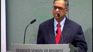 N. R. Narayan Murthy_ Do As You Say to Gain Credibility
