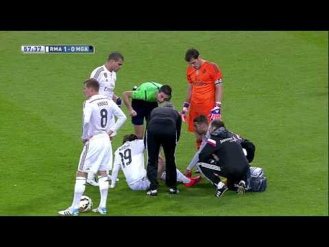 Luka Modric injury