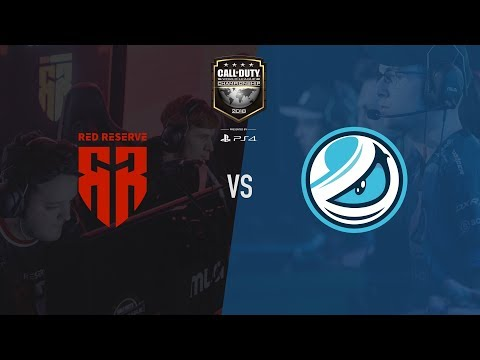 Luminosity vs Red Reseve | CWL Champs 2018 | Day 4