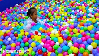 #4 Kids Play Pool Fun Ball Pit Show Toddler Indoor playground mandi bola mainan anak Banyak Sekali