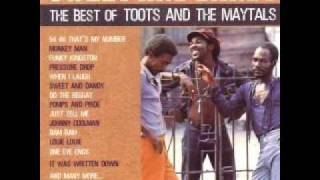 Watch Toots  The Maytals Just Tell Me video