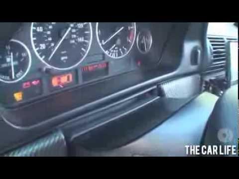 BMW 525 Service Light Reset ( RESETE LUZ DE SERVIÇO) E39