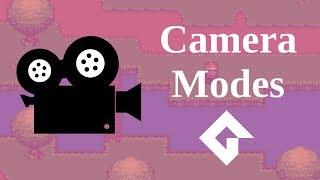 Camera Modes | GameMaker Studio 2