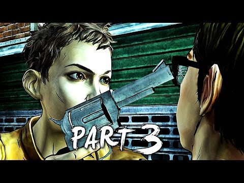 The Walking Dead Season 2 Episode 4 Gameplay Walkthrough Part 3 - Arvo
